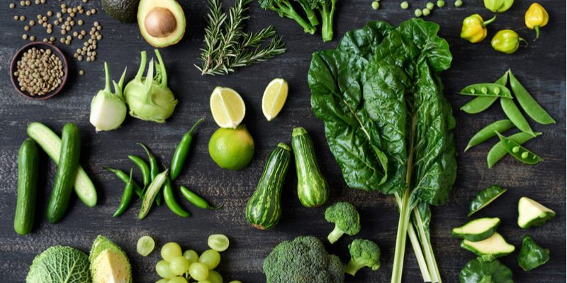 Ways to Incorporate More Greens Into Your Diet